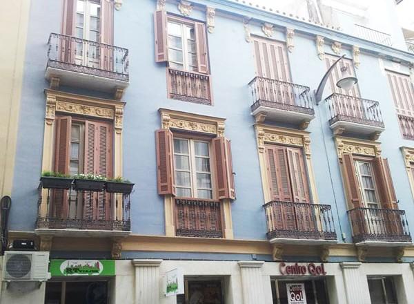 Rehabilitaci n fachadas m laga - Rehabilitacion de casas antiguas ...
